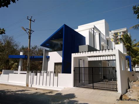 modern villa designs bangalore architect magazine ashwin architects bangalore karnataka