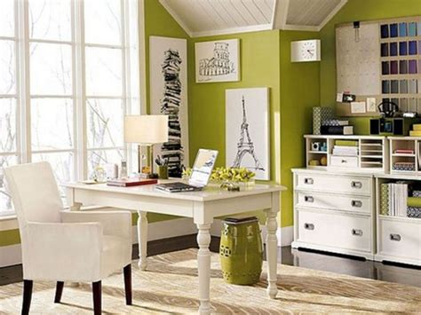 interesting home office decorating ideas for effective