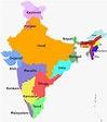 Languages with official status in India - Wikipedia