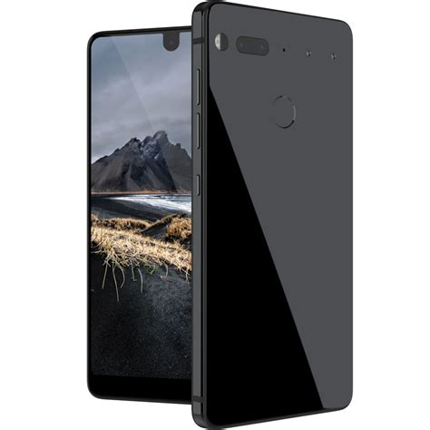 the phone exclusive this is the essential phone the verge