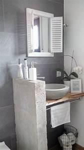 Bilder Bäder Einrichten : ein spiegel f r das g stebad jule pinterest spiegel badezimmer und b der ~ Sanjose-hotels-ca.com Haus und Dekorationen