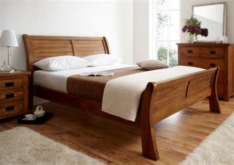 Full Sleigh Bed by 50 Sleigh Bed Inspirations For A Cozy Modern Bedroom