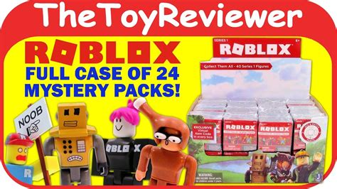 roblox series    mystery packs blind bags boxes