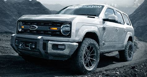 ford bronco  door concept hiconsumption
