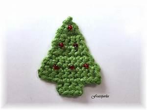 Tuto Sapin De Noel Au Crochet : sapins au crochet crochet trees fraisiperles ~ Farleysfitness.com Idées de Décoration