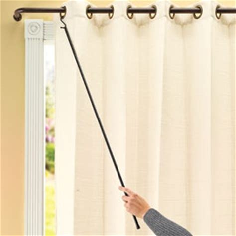 drapery puller curtain pull solutions cleaning