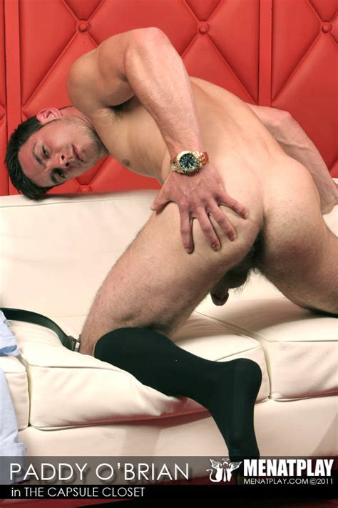 Paddy Obrian Gay For Pay Porn Star Solo Menatplay Big