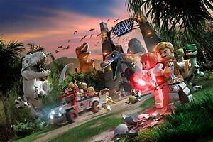 Trailer: New 'Lego Jurassic World' video game lets you ...