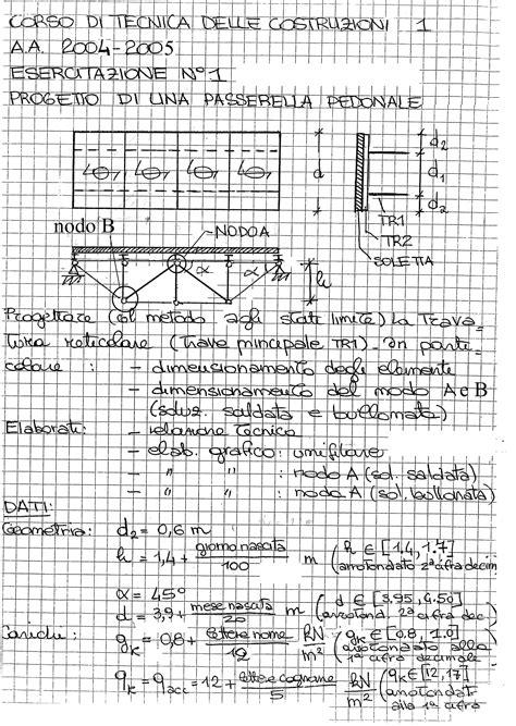 dispense di tecnica delle costruzioni tecnica delle costruzioni 1