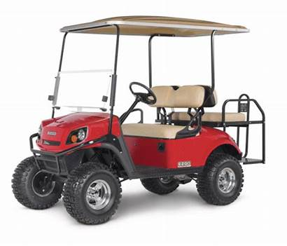 Express Carts S4 Golf Electric Ezgo Gas