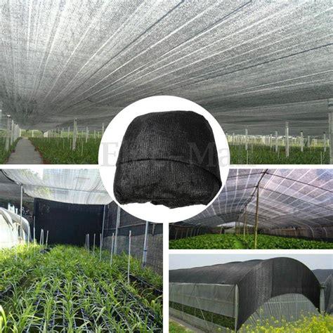 l shade fabric material 60 uv black sunshade fabric shade cloth greenhouse garden