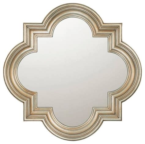 quatrefoil floor mirror quatrefoil mirror l shades by shades of light