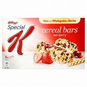 Kelloggs Special K Bars Red Berries 5 Pack 115g ...