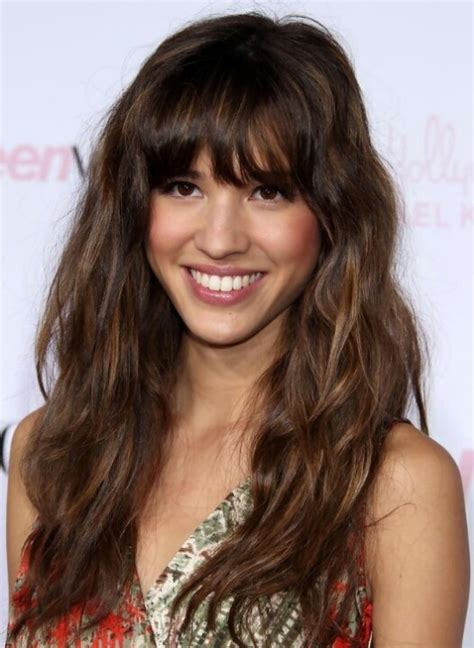 21 amazing hairstyles with bangs pretty designs