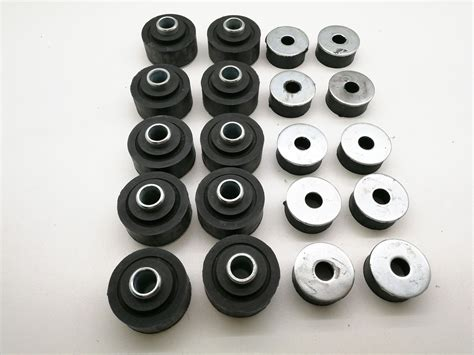 holden hq hj hx hz wb sedan radiator support and chassis mounting rubber kit