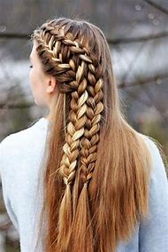 Party Hairstyles Braids