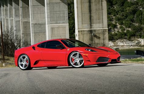 meet   hp ferrari  scuderia modified