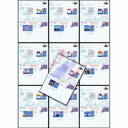 Thailand Stamp Personalized Exhibition Sheet