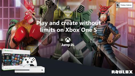 New Xbox One Roblox Bundle Revealed Comes With Free Robux