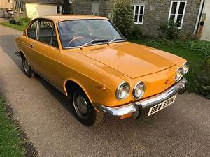 Fiat 850 Coupé Sport A Vendre : for sale fiat 850 sport coupe 1971 offered for gbp 12 950 ~ Gottalentnigeria.com Avis de Voitures