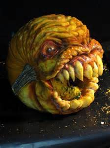 Carved Pumpkin Throwing Up Guacamole by Best 28 Geeky Pumpkins Ever Carved Ideas For You Amp Your Geek