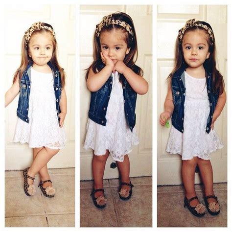 Best 25+ Toddler girls fashion ideas on Pinterest | Little girl fashion Little girl style and ...