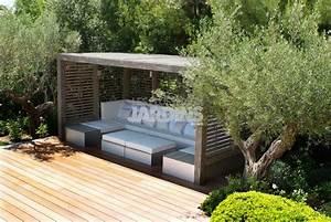plutot jardin ou piscine les plus beaux jardins With mobilier de piscine design
