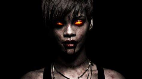 Zombie Rihanna Wallpapers Hd / Desktop And Mobile Backgrounds