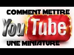 Comment Mettre Une Cheville Molly : comment mettre une miniature sur youtube tuto youtube ~ Dailycaller-alerts.com Idées de Décoration