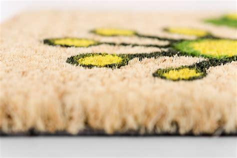 zerbini cocco zerbini in cocco reds tappeti e zerbini