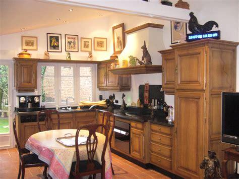 cuisines rustiques bois preview