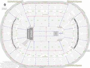 Verizon Center Seating Diagram
