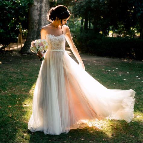 Buy Beach Wedding Dresses 2017 Boho