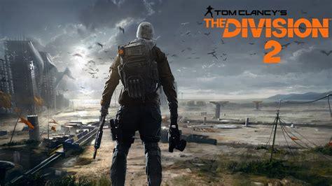 Half Life 2 Wallpaper The Division 2 Annoncé Par Ubisoft Cooldown