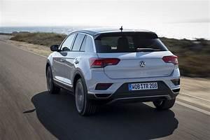 Volkswagen T Roc Carat : volkswagen t roc 2017 premier essai du nouveau suv de volkswagen photo 16 l 39 argus ~ Medecine-chirurgie-esthetiques.com Avis de Voitures