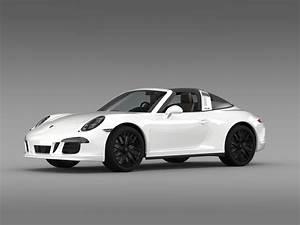 Porsche 911 Targa : porsche 911 targa 4 gts 991 2015 3d model buy porsche 911 targa 4 gts 991 2015 3d model ~ Medecine-chirurgie-esthetiques.com Avis de Voitures
