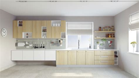Sleek Modular Kitchen Kochi Kerala