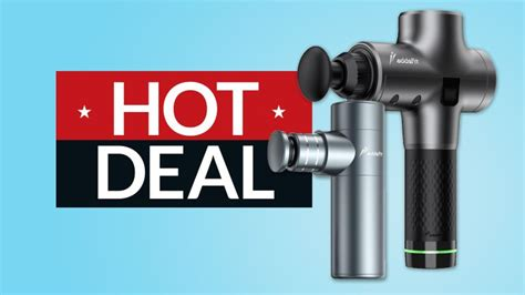 Prime Day deals: these SPECTACULAR massage gun deals will