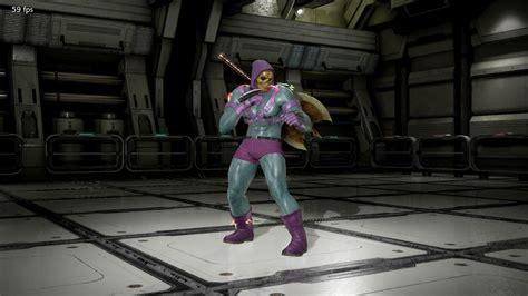 tekken  character customization