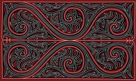 lagu sulawesi barat geometri modern dalam gorga batak bataklanden