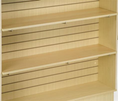 Slat Wall Shelving Is One Of The Many Slatwall Accessories