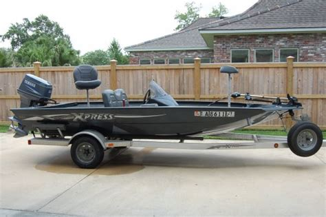 Xpress Boats Bass by 2005 Xpress H51 Bass Boat For Sale In Southeast Louisiana