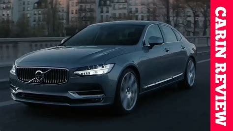 New Volvo S90 2019 Highlights  Carin Review Youtube