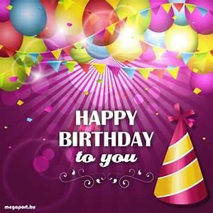 Happy Birthday Animated Ecard Megaport Media