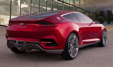 2019 Ford Thunderbird - Cars Review 2018 2019