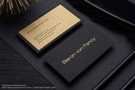 Over 100 FREE online luxury business card templates