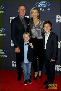 Pics For > Will Ferrell Kids