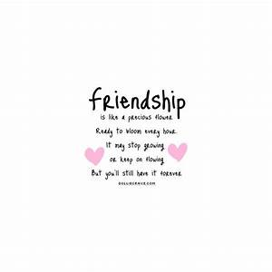 Friendship Quotes, Cute Friendship Quotes liked on ...