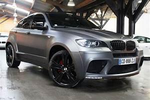 Bmw X6 M Occasion : annonce vendue bmw x6 e71 exclusive 4x4 gris occasion 36 800 99 990 km vente de voiture ~ Gottalentnigeria.com Avis de Voitures