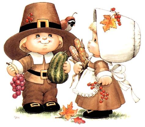 85 Best Images About Thanksgiving Clip Art On Pinterest